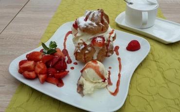 Eis, Kuchen & Windbeutel